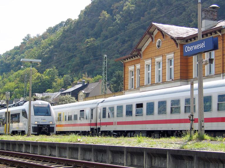Bahnhof Oberwesel